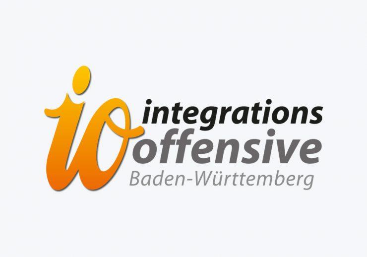 Logo Integrationsoffensive Baden-Württemberg